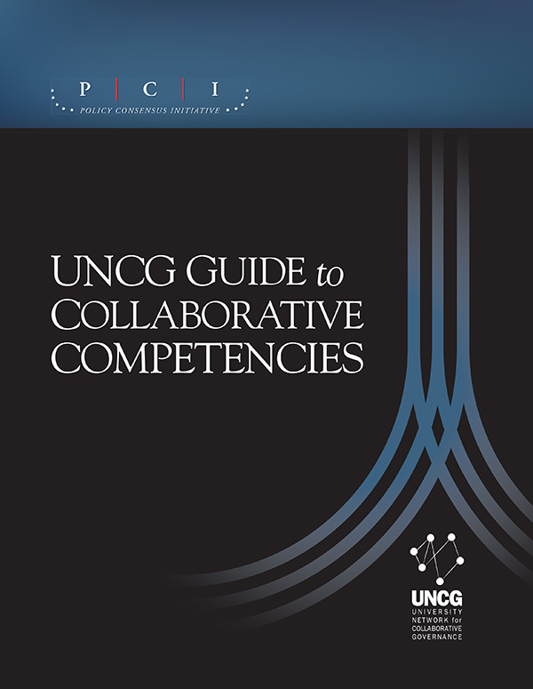 UNCG Guide to Collaborative Competencies